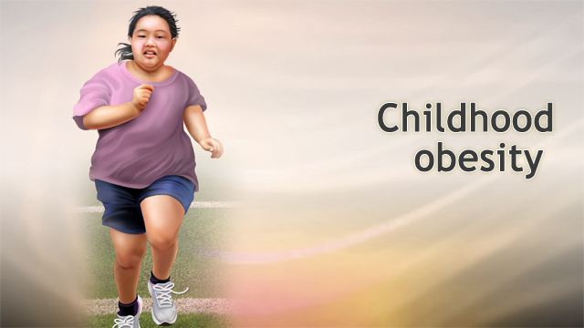 <div class=media-desc><strong>Childhood obesity</strong><p>You may have heard of the childhood obesity epidemic. But is it real? And if it is real, how important is it? And the answer is yes, it's very real. Up until about 1988, kids' weights in the United States were pretty constant over the years. But since 1988, they've been skyrocketing. And that's important for a few reasons. One of them is that what ever our weight is today, people tend to gain weight gradually over time. So if you're already overweight as a child that sets you up to be really overweight as an adult. And all the more so as a child because when kids, before puberty especially, are putting on extra weight, they tend to make new fat cells. Where as adults, when they're getting overweight, tend to have the fat cells they already have get larger. People who make more fat cells during childhood find it easier to gain even more weight as an adult and harder to lose weight. So kids are setting habits in their metabolism and even the structure of their bodies as a child. Childhood obesity is a big problem. But it's not just because of the way fat looks. It's a health problem as well. In fact a ticking time bomb. When I started in pediatrics not that long ago, it was rare to see some of the common conditions of middle age in children. Things like high blood pressure, or abnormal blood sugar, waist size over 40 inches, abnormal cholesterol. Those things were really rare in kids. But in a recent study, about two-thirds of American high schools students already had at least one of those. Two-thirds. They use to call something juvenile diabetes and there was adult onset diabetes, the kind that you get often from being overweight. Well now, what use to be adult onset diabetes, type 2 diabetes, is more common by age 9 because of the obesity epidemic. It is a ticking time bomb. The good news is that it's never easier than today to start to make a difference in a child's life.</p></div>