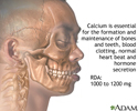Calcium benefit