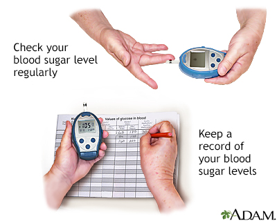 Manage your blood sugar