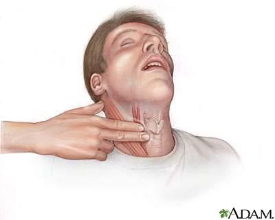 Neck pulse
