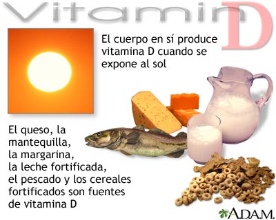 Fuentes de vitamina D | UM Upper Chesapeake Health