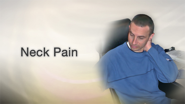 Neck Pain Your Neck Is Sore It Hurts To Move Your Head
