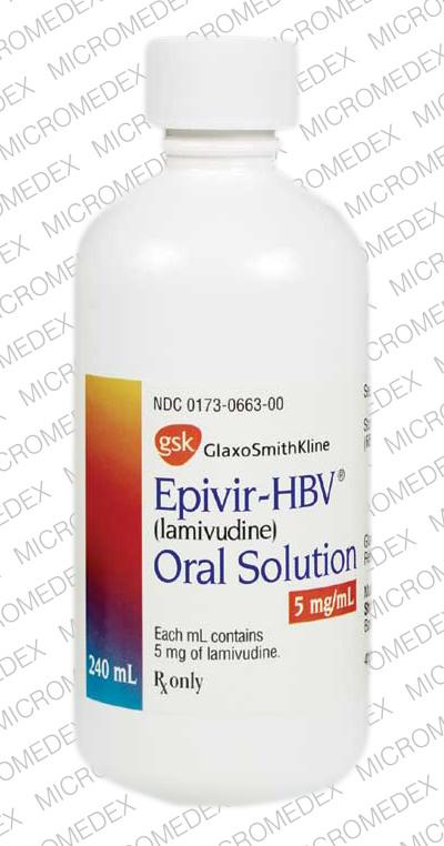 Epivir Medication