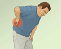 The differences between acute and chronic low back pain