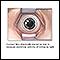 Electrodo de lente de contacto en el ojo